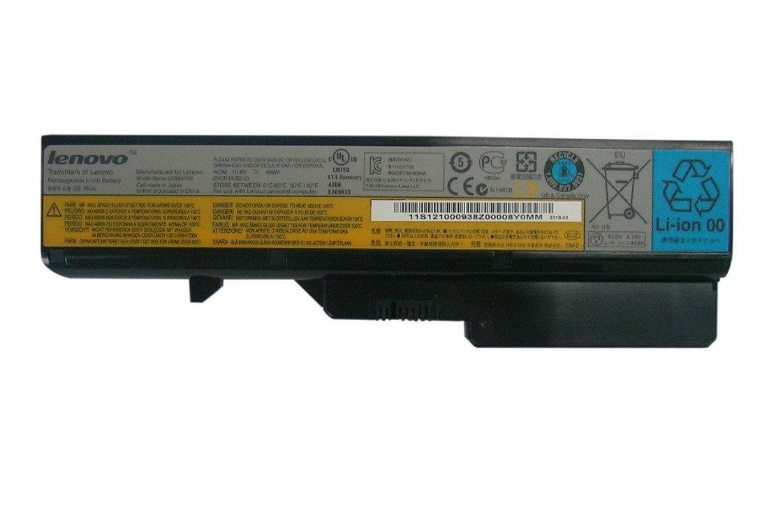 IdeaPad G460/G560/V360/Z460/Z560 6 čl. baterie