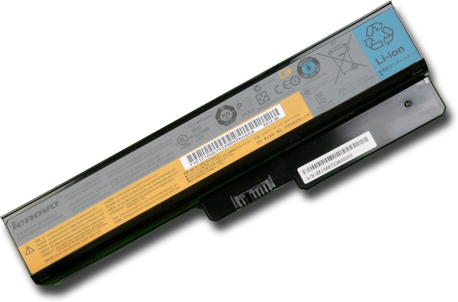 IdeaPad V460/B460 6Cell Battery WW