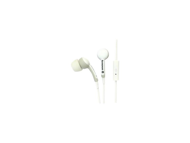 Lenovo Earphone P165kit(White)