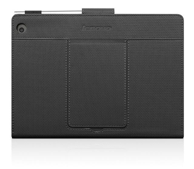 Miix 3 8 Folio case black + stylus