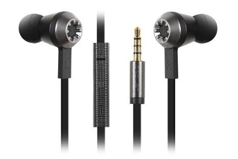 Lenovo 500 Extra-bass In-ear headphone gray