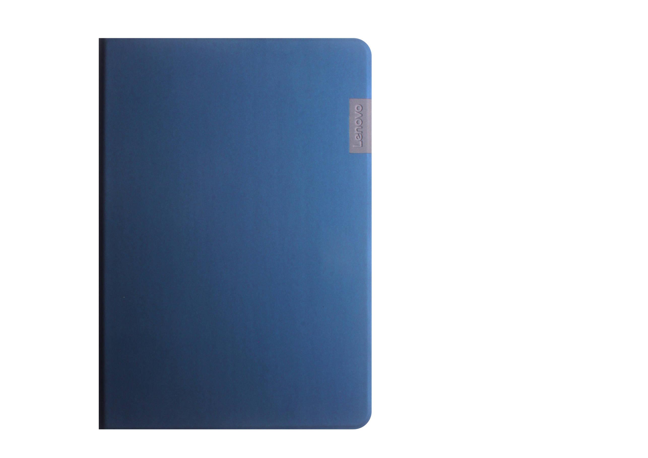 TAB3 10 B Folio Case and Film Blue-WW