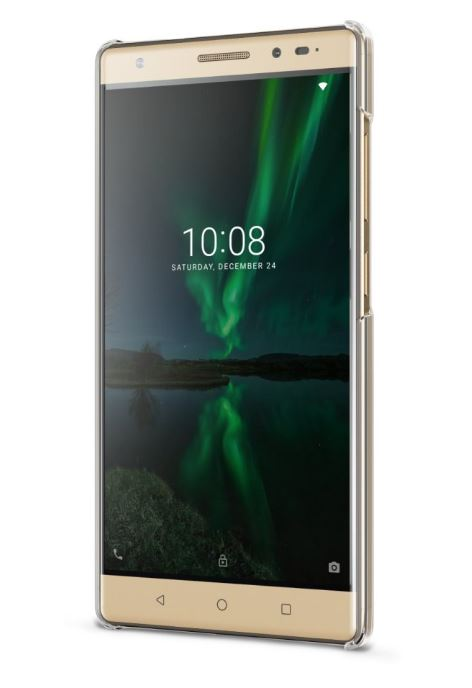 PHAB2 clear case and Film - Clear