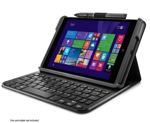 HP Pro 8 Travel Keyboard ENG