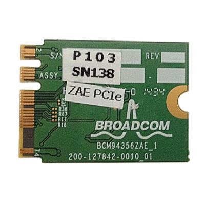 HP Broadcom 802.11n dualband PCIe x1 Card