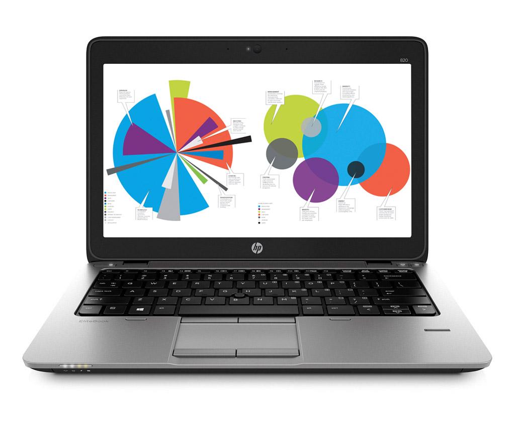 HP EliteBook 820 G2 12,5HD/i5-5200U/4/500+32/7+10P