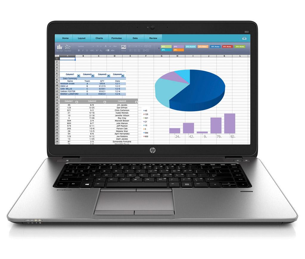 HP EliteBook 850 15,6/i7-5500/8G/512SD/ATI/7P+10P