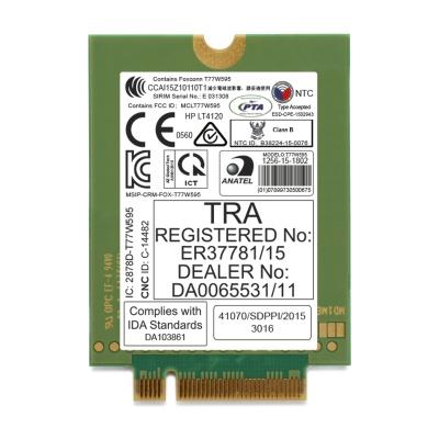 N8T16AA#ABB HP lt4120 LTE/EV-DO/HSPA+WWAN 600G2/700/800G3/ZBG3
