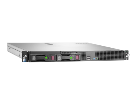 HPE DL20 Gen9 G4400, 8GB, B140i