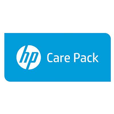 HP 3 roky zásah následující pracovní den na místě