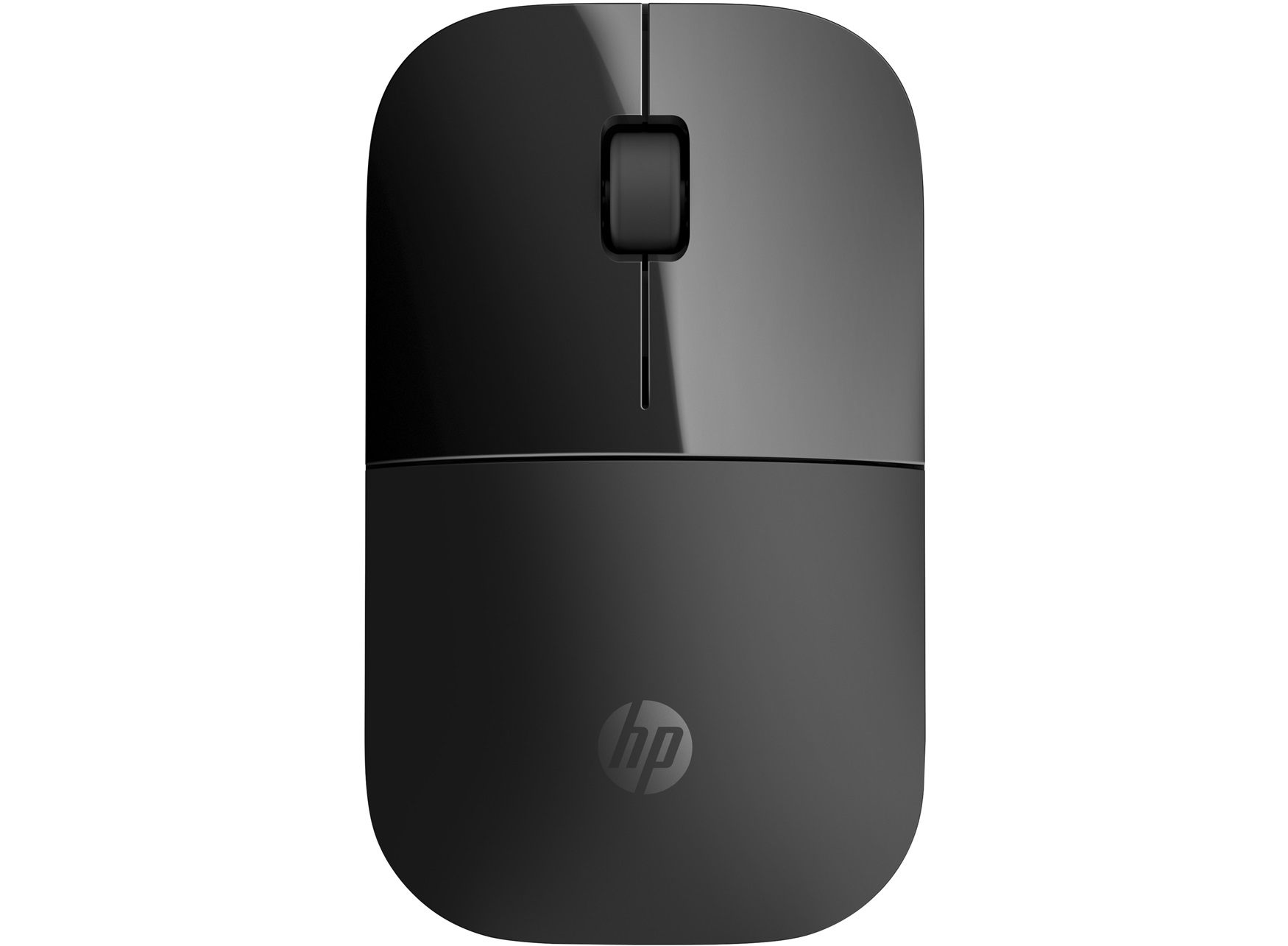 HP Z3700 Wireless Mouse - Black Onyx