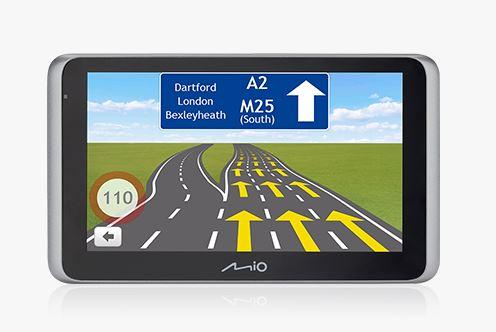 MIO MiVue Drive 65LM,Truck, navigace s kamerou, 6,2'', mapy EU (44) Lifetime