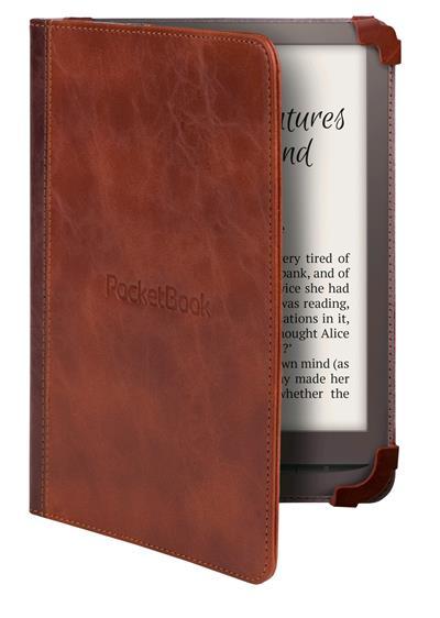 POCKETBOOK pouzdro pro 740 Inkpad 3, hnědé