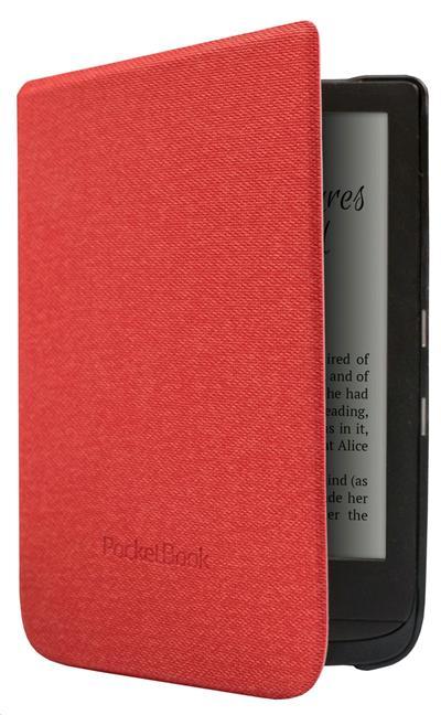 POCKETBOOK pouzdro pro 616/627/632, červené