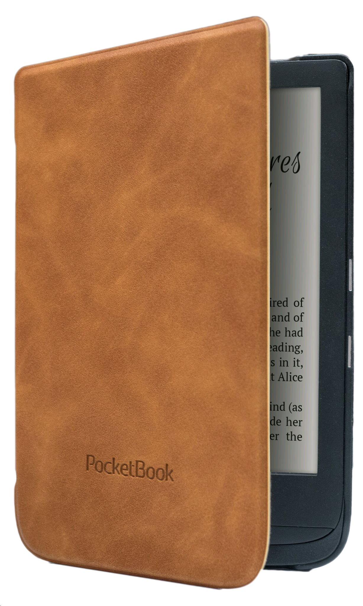 POCKETBOOK pouzdro pro 616/627/632, hnědé
