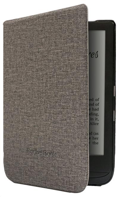 POCKETBOOK pouzdro pro 616/627/632 šedé