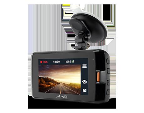 MIO Kamera do auta MiVue 751, GPS, LCD 2.7'