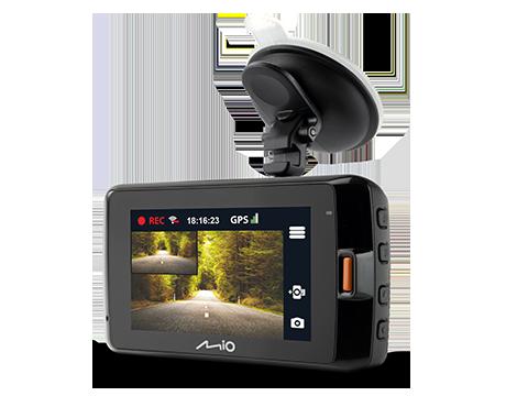 MIO Kamera do auta MiVue 752, GPS,WiFi, LCD 2.7'