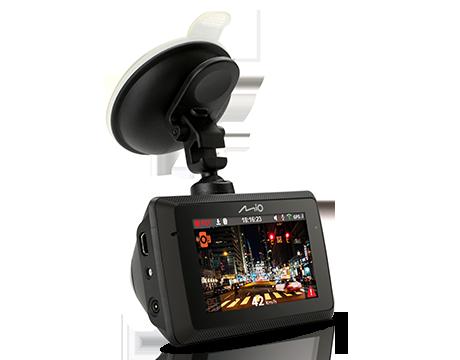 MIO Kamera do auta MiVue 788 GPS,WiFi, LCD 2.7'