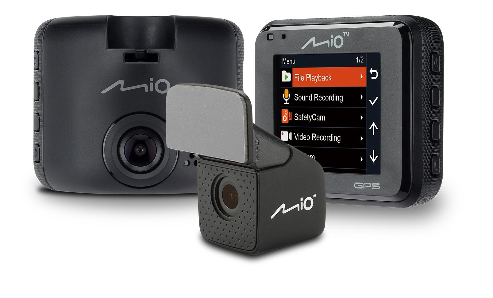 Kamera do auta MIO MiVue C380Dual, 2'' LCD - 5415N5780005