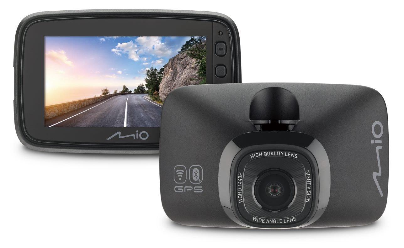 Kamera do auta MIO MiVue 818 WIFI GPS, 1440P, LCD 2,7'' - 5415N6600002