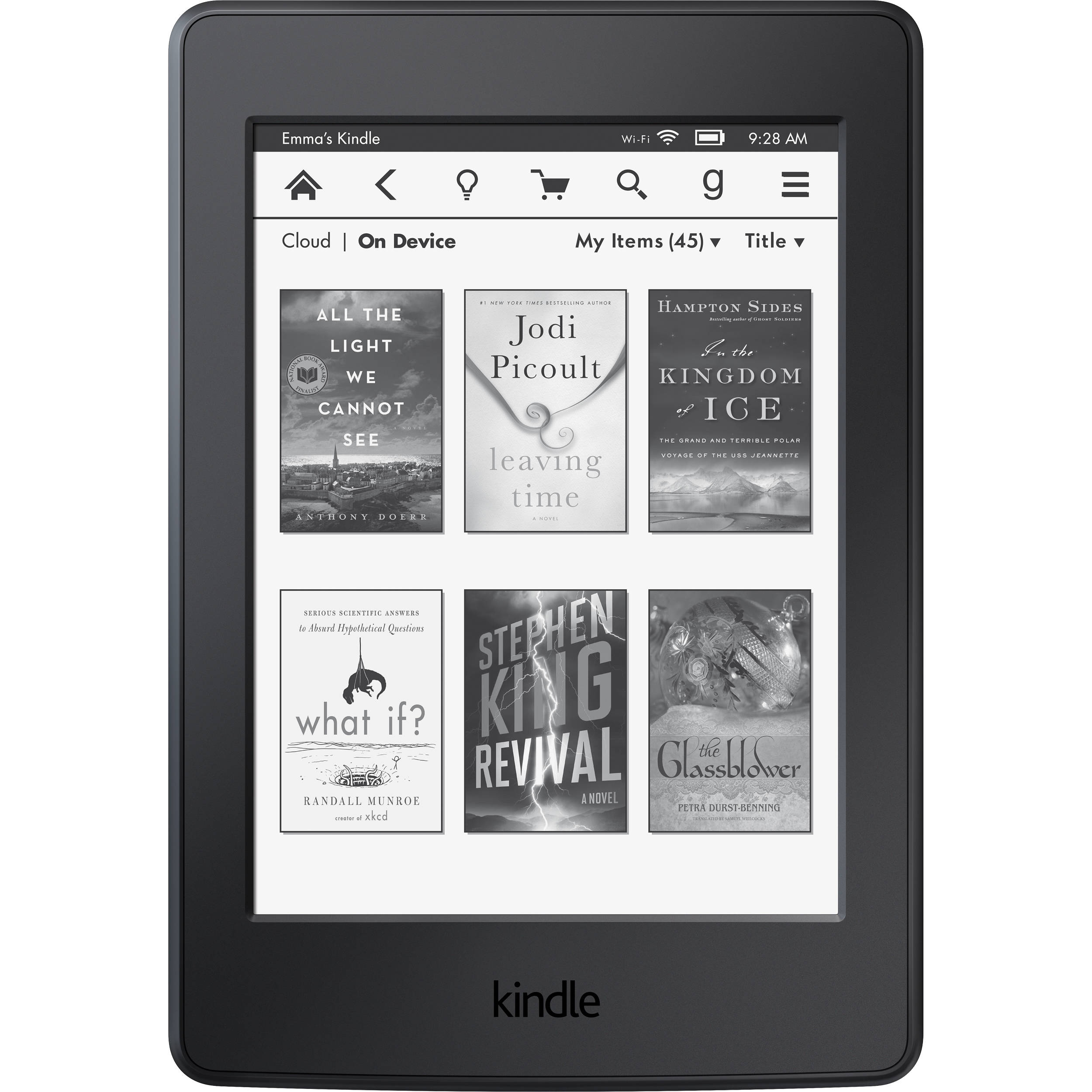 Amazon Kindle Paperwhite 3 2015, bez reklam
