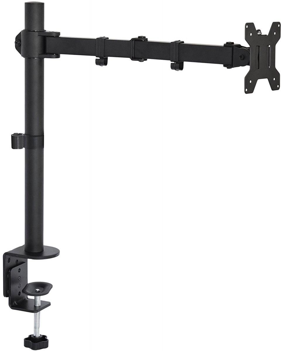 TB Monitor mount single arm TB-MO1 10-27'', 10 kg VESA 100x100 - TB-MO1