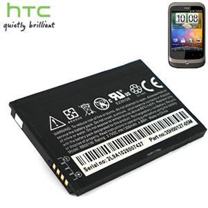 HTC náhradní baterie pro Wildfire (BA S420) bulk