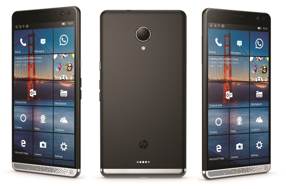 "HP Elite x3 Snapdragon 820 5.96"" 4GB/64GB/NFC/BT/LTE/Win10mobile+headset+premium packaging"