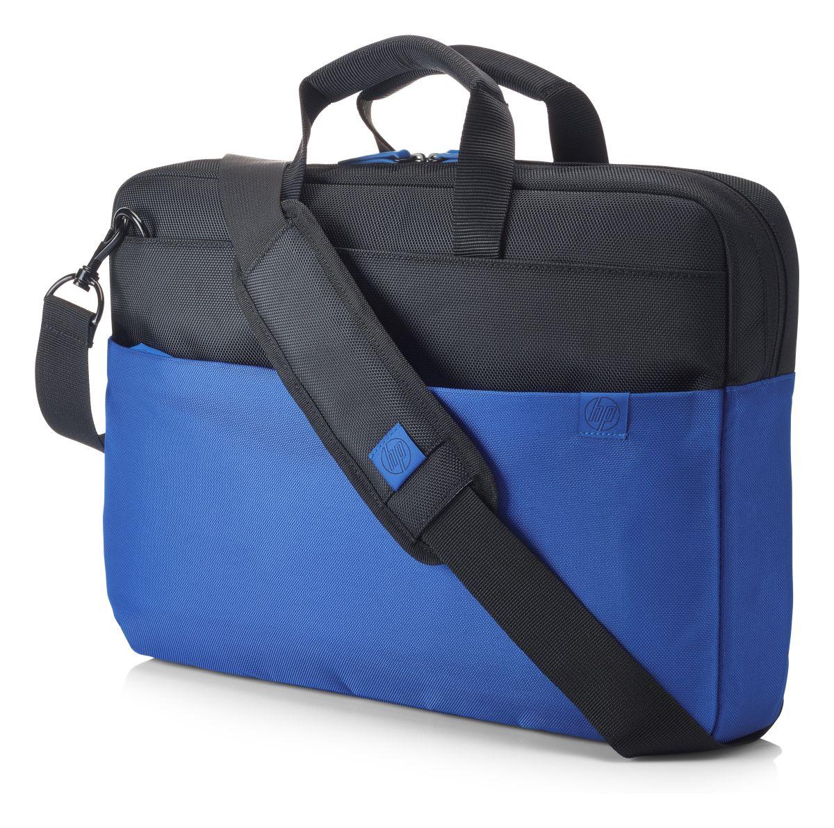 "HP 15.6"" Duotone BriefCase - Blue"