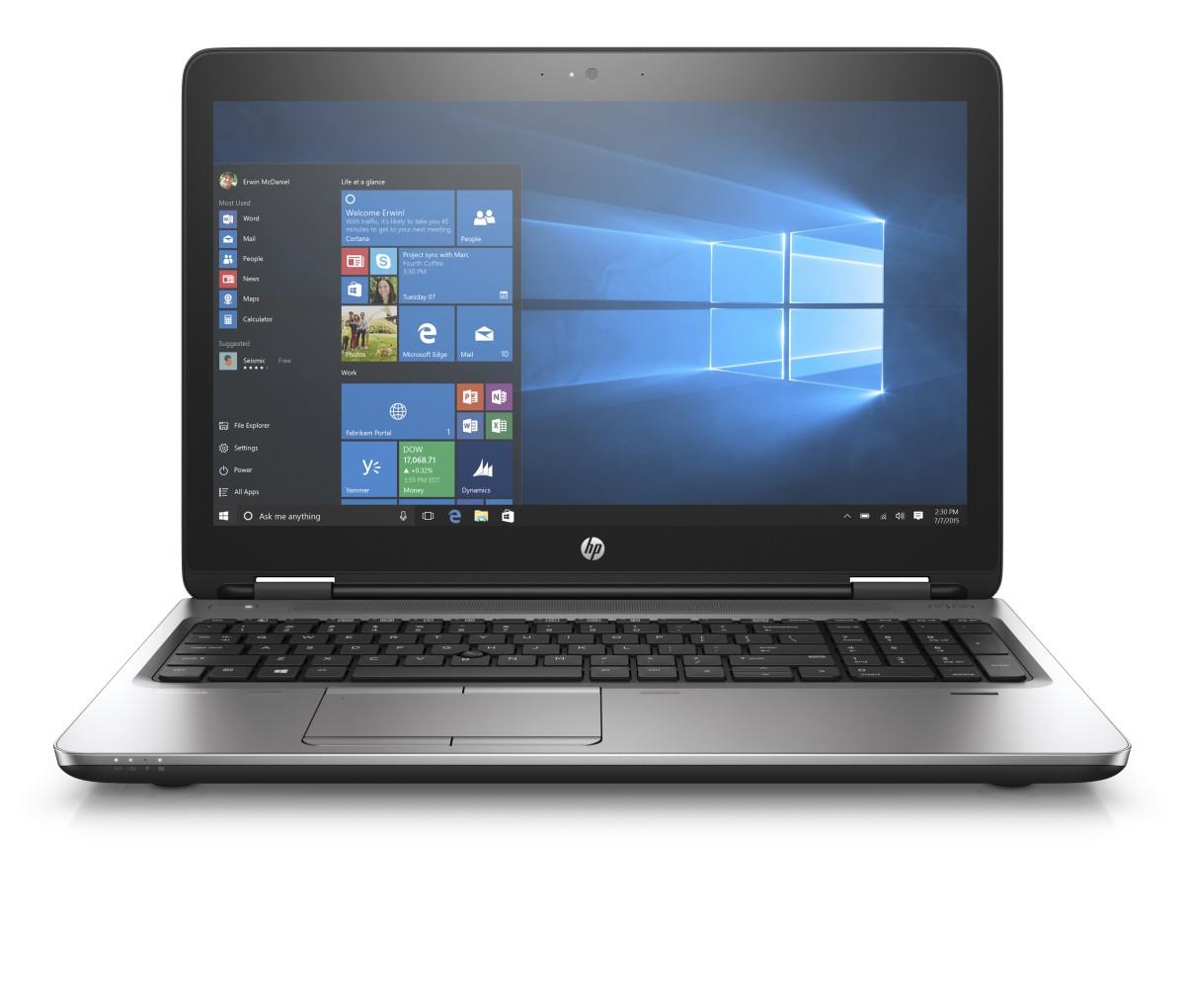 "Z2W19EA#BCM HP ProBook 655 G3 15.6"" FHD/A10-8730B/4GB/500GB/DVD/VGA/DP/SP/RJ45/WIFI/BT/MCR/FPR/1RServis/W10P"