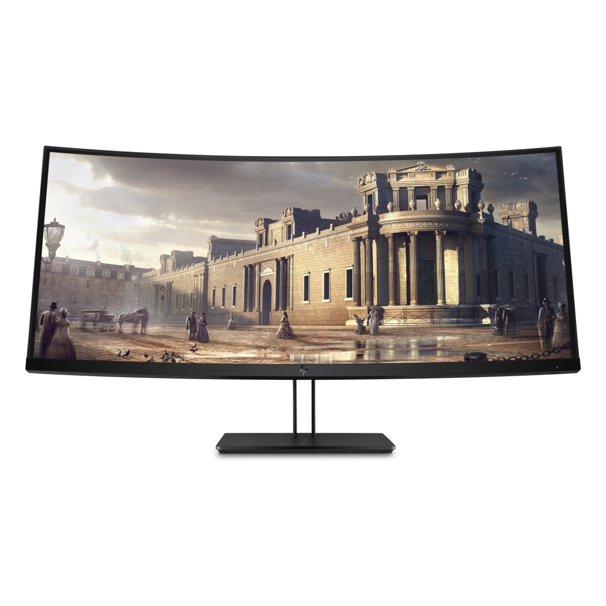 HP Z38c 38'' curved 3840x1600/300jas/HDMI/DP/3xUSB